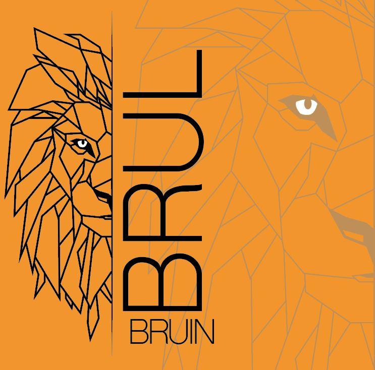 Brulbier Bruin Etiket